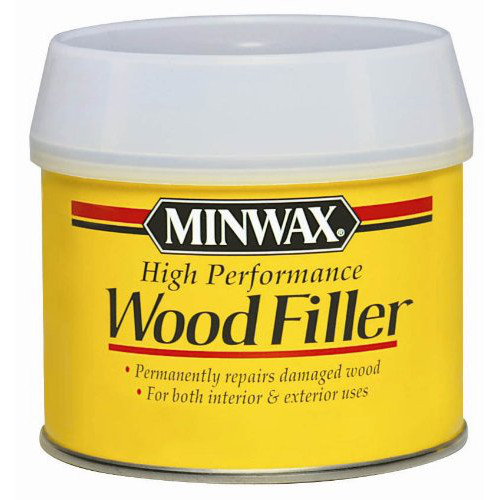 Minwax High Performance Wood Filler 6 Ounce