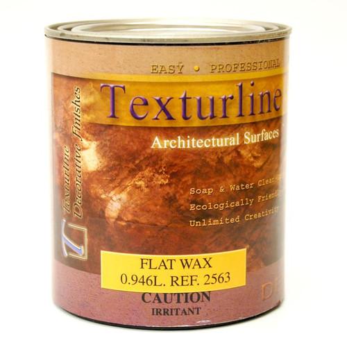 Texturline Clear Flat Wax