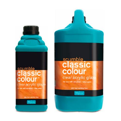 Polyvine Classic Colour Acrylic Scumble Glaze