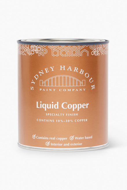 Sydney Harbour Liquid Copper Quart