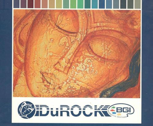 DuRock/BGI TO Stone Plaster Topcoat