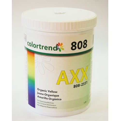 Chromaflo Colortrend Universal Colorant 808-2040 Medium Yellow - T - Quart