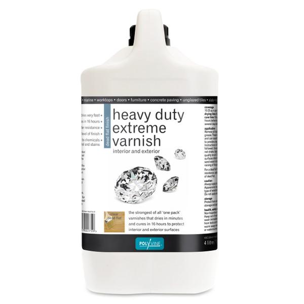 Polyvine Heavy Duty Extreme Varnish