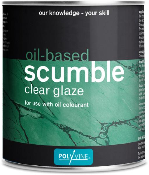 Polyvine Oil Scumble Glaze (Liter / Quart)
