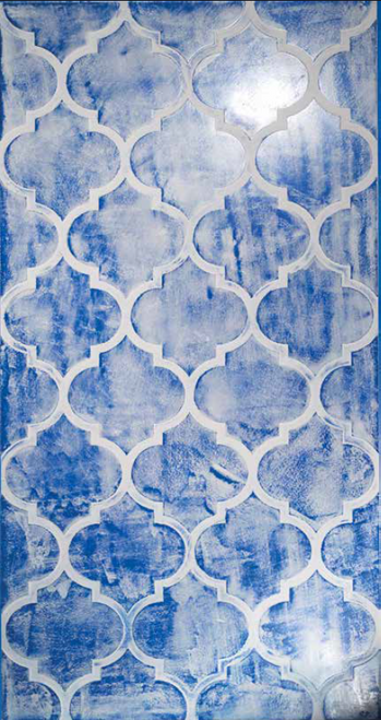 Stencil - Tapestry '98521'