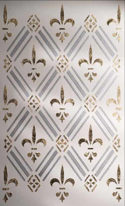 Stencil - Tapestry '98523'