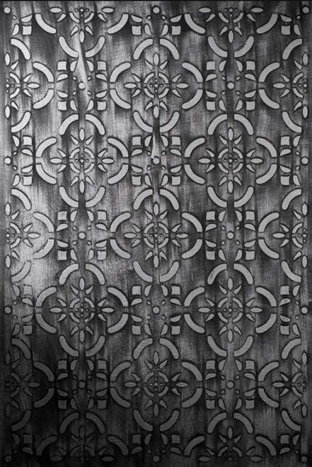 Stencil - Tapestry '98524'