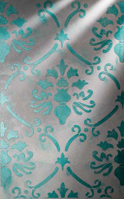 Stencil - Tapestry '98530'