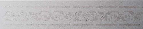 Stencil - Boarder '98505'