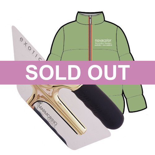(SOLD OUT) Dual Exotic (280 x 120) & Jacket Bundle GREEN