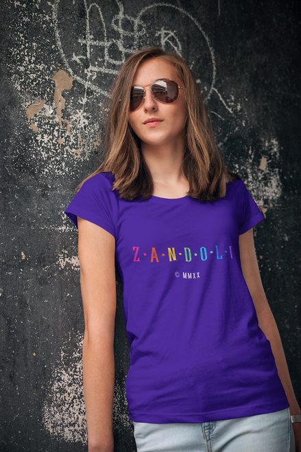 Zandoli Colour Print