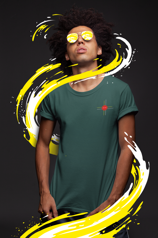 Pride of Dominica Crew T-Shirt