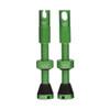 Peaty's Tubeless Valves (MK2) Emerald