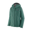 Patagonia Women's Torrentshell 3 Layer Jacket Regen Green