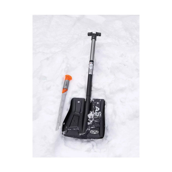 BCA A-2 EXT Avalanche Shovel System with Saw