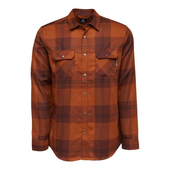 Flylow Men's Handlebar Tech Flannel