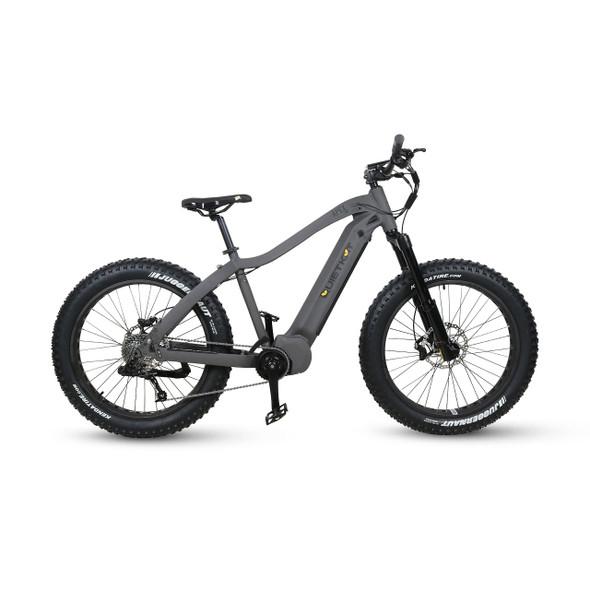 QuietKat Apex 500 E-Bike (Charcoal)