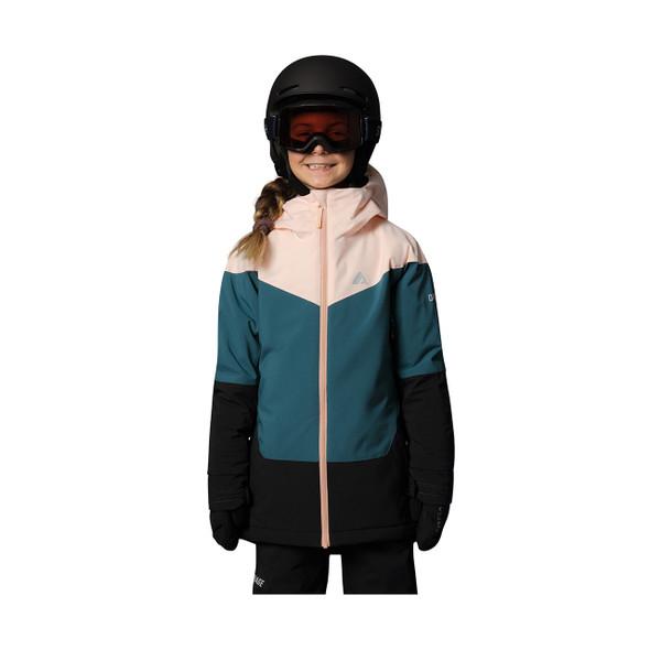 Orage Girls Shefford Jacket 2022 (Peacock)