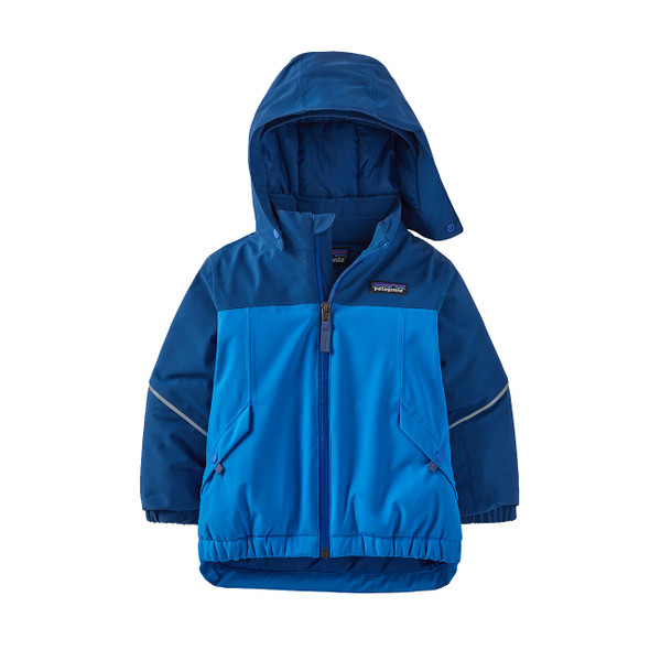 Patagonia Baby Snow Pile Jacket 2022 (Bayou Blue)