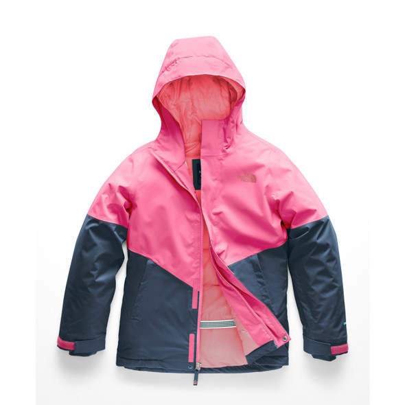 The North Face Girls Brianna Jacket 2019 (Atomic Pink)