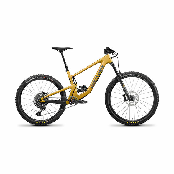 Santa Cruz Bronson C MX - R-Build (Paydirt Gold / Grey)