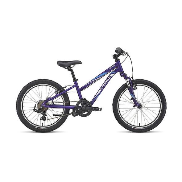 Specialized Hotrock 20 6 Speed (Purple/Blue/White)