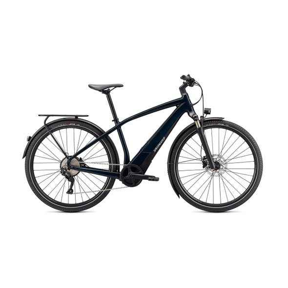 Specialized Turbo Vado 4.0 '21 (Forest Green / Black / Liquid Silver)