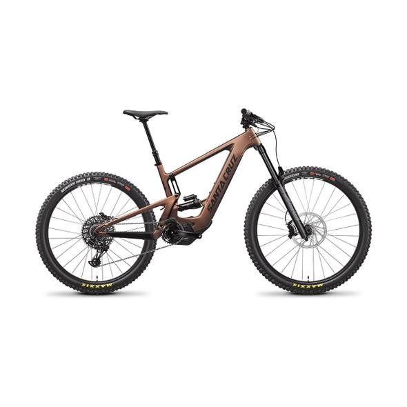 Santa Cruz Bullit Carbon CC MX '21 (R-Build, Matte Copper & Black)