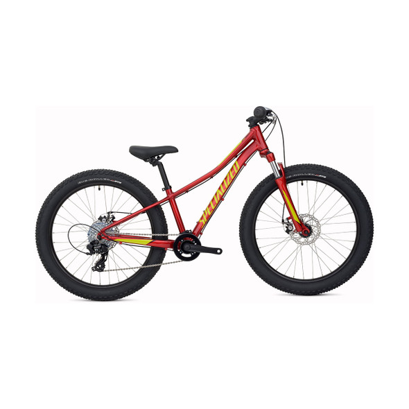 Specialized Riprock 24 '21 (Candy Red / Hyper / Black)