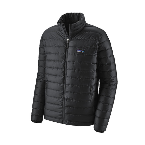 Patagonia Men's Down Sweater Black