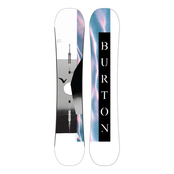 Burton Women's Yeasayer Flat Top Snowboard '22