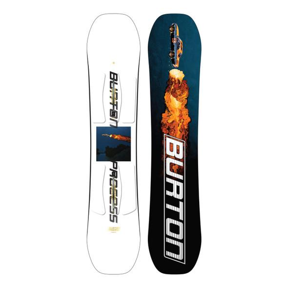 Burton Kids Process Smalls Snowboard '22