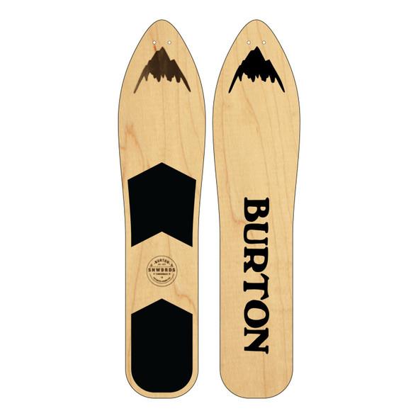 Burton Men's The Throwback Snowboard '22