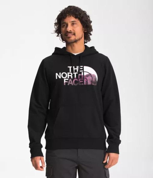 The North Face Men's Logo Play Hoodie Front