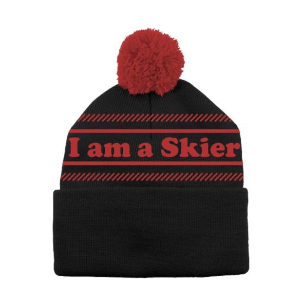 Line I Am A Skier Beanie 2022