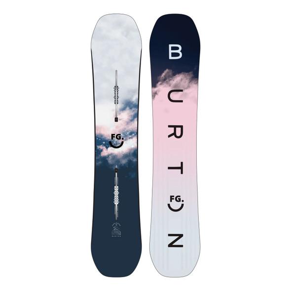 Burton Women's Feelgood Flying V Snowboard 2022