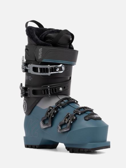 K2 Women's BFC 95 Ski Boots '22 (front/side)