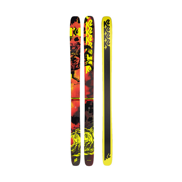 K2 Men's Reckoner 112 Skis '22