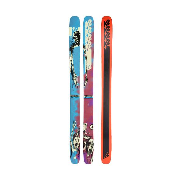 K2 Men's Reckoner 122 Skis '22