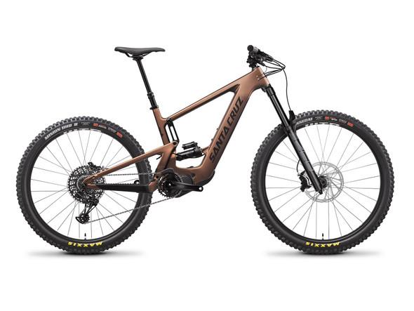Santa Cruz Bullit CC MX '22 (Matte Copper / Black)