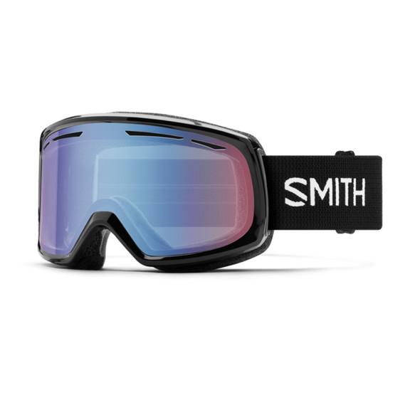 Smith Women's Drift 2022 (Black/Blue Sensor Mirror)