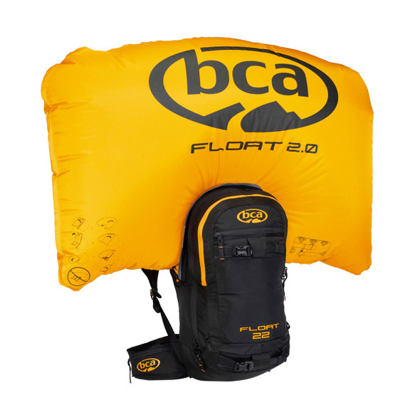 BCA Float 22 Avalanche Airbag 2.0 '22 (Bag Triggered)