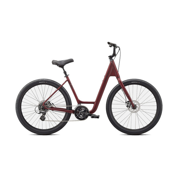 Specialized Roll Sport - Low-Entry '21 (Maroon)