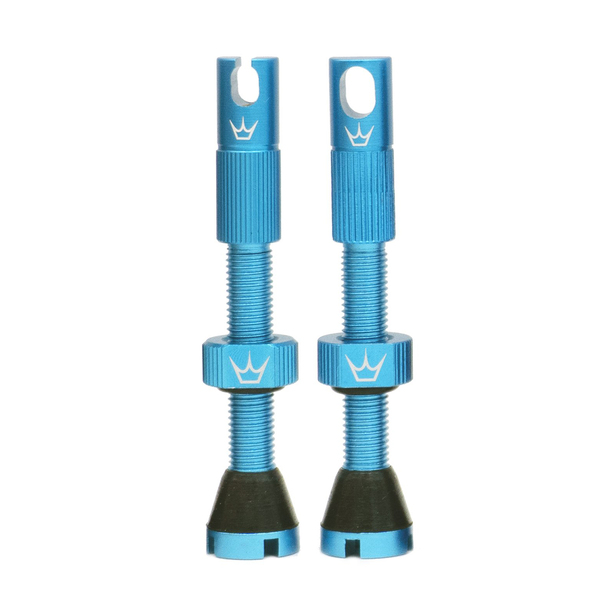 Peaty's Tubeless Valves (MK2) Turquoise