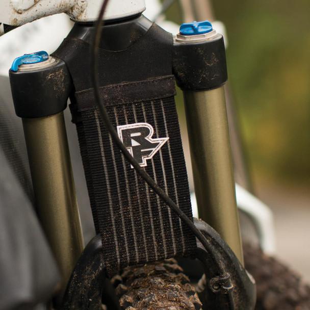 Mud Crutch in Use