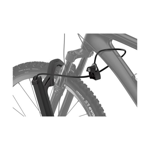 T2 Pro XTR Integrated Bike Lock