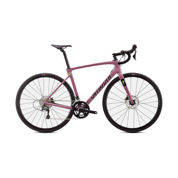 Specialized Roubaix '20 (Gloss Dusty Lilac/Summer Blue-Hyper/Black)