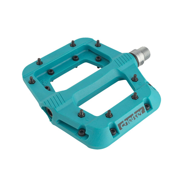 Race Face Chester Pedal (Turquoise)