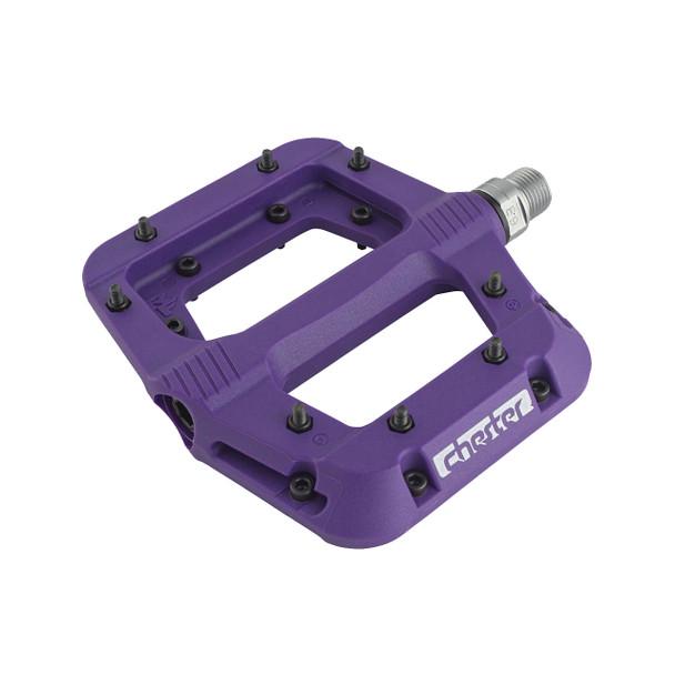 Race Face Chester Pedal (Purple)