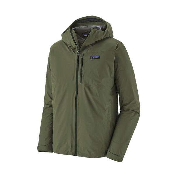 Patagonia Rainshadow Jacket (Industrial Green)